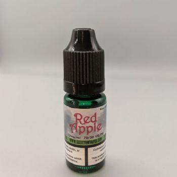 SS Custom Vapes Red Apple 10ml